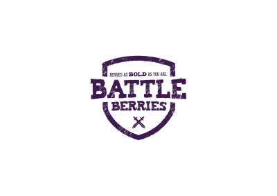 battle-berries-logo-designer