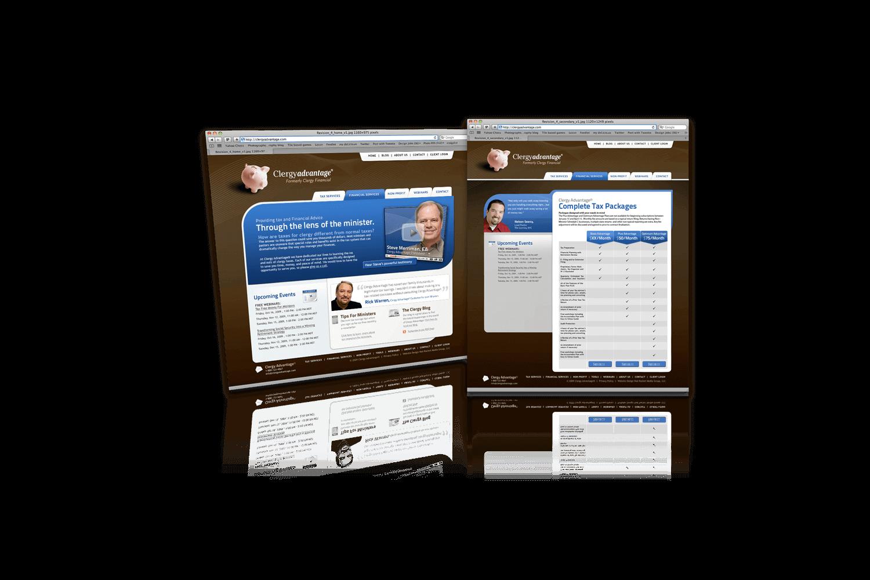 clergy-web-design