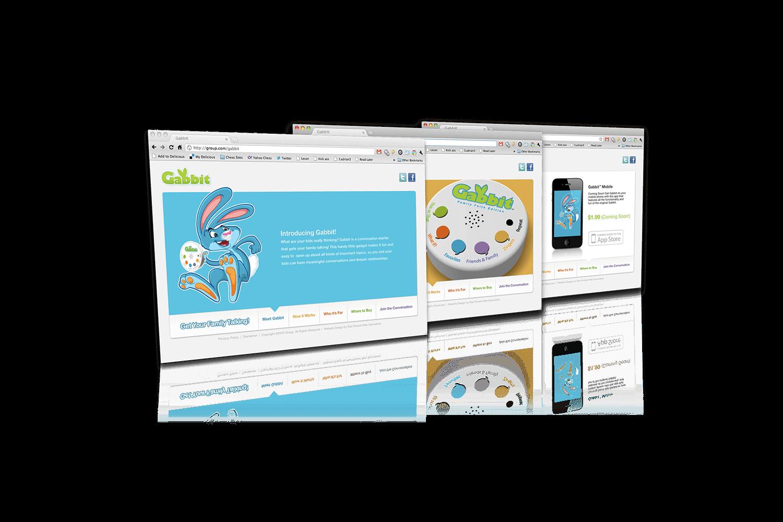 gabbit-website-design