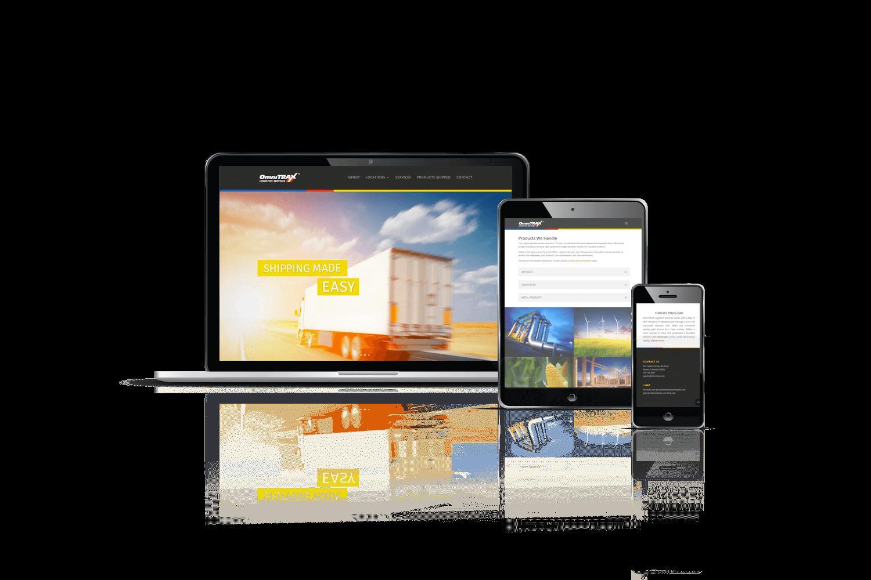 logistics-web-designers
