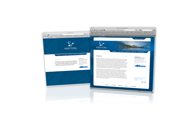 pond-supplies-website-design