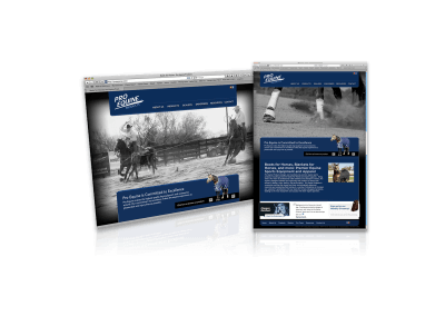 proequine-agricultural-website-design