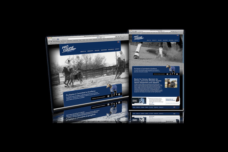 proequine-agricultural-website-design