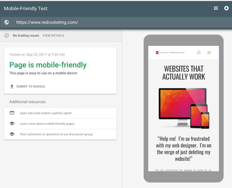responsive website design fort collins
