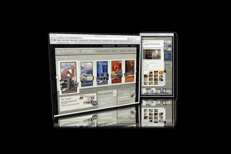 rehistoric-real-estate-website-design-company