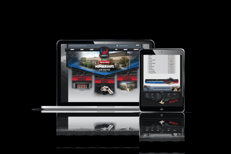 website-design-for-firearms